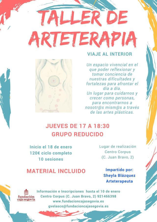 ArteTerapia_Cartel