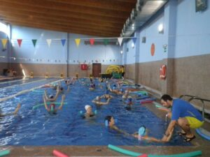 Aquagym programa vida saludable