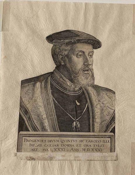 Carlos V escalada