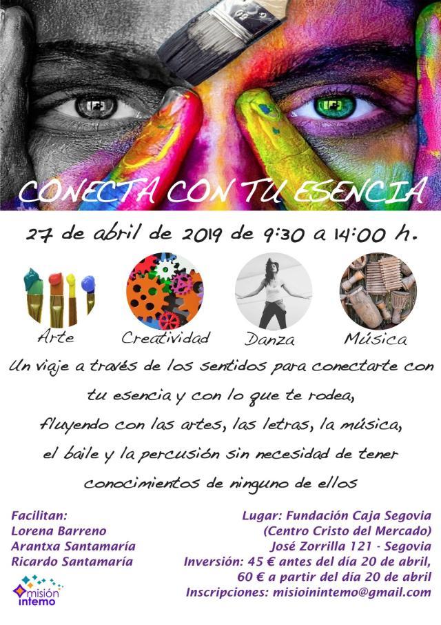Conecta-con-tu-esencia_cartel_web
